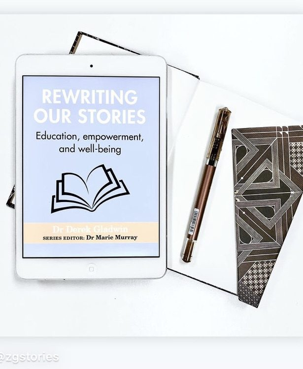 Radio Interview on Rewriting Our Stories